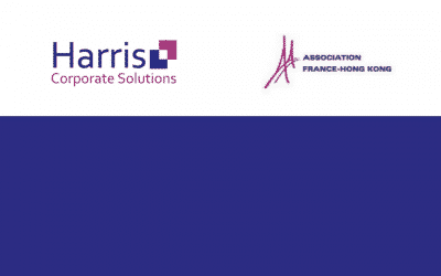 Harris devient membre de l'Association France-Hong Kong